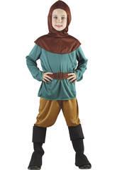 Disfraz Robin Hood Niños Talla S
