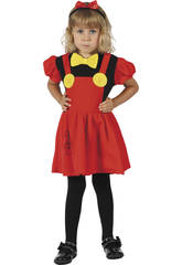 Costume Topolina Bebè S