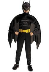 Disfraz Niño XL Blackman Musculoso