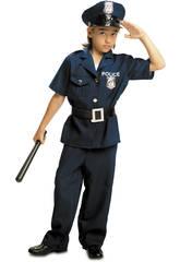 Disfraz Niño XL Policía