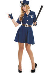 Disfraz Mujer S Policía