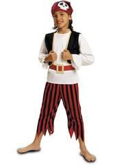 Déguisement Garçon XL Pirate Tête de Mort