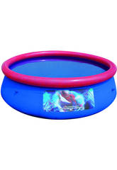 Piscina Desmontable Spiderman 244x66 Cm Bestway 98007