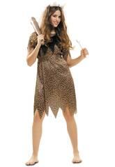 Disfraz Mujer L Troglodita