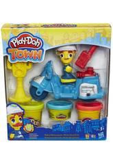Playdoh Vehículos Town Hasbro B5959EU4