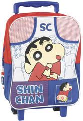 Sac à dos Trolley Collégial Shin Chan