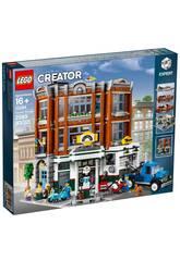Lego Creator Taller de la Esquina 10264