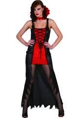 Kostüm Vampirin Sexy Frau Größe L