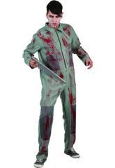 Kostüm Mörderischer Psychopath Mann Größe L