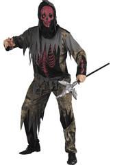 Kostüm Skelettmonster Mann Größe XL