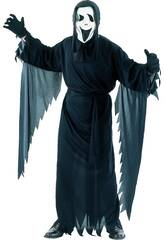 Costume Fantasma Scream Uomo L