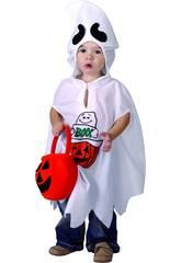 Maschera Fantasma Bebè Taglia S