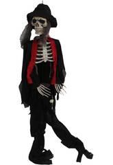 Esqueleto novio de 90 cm.