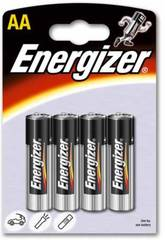 Blister 4 Baterias R - 6/AA Alcalinas Energizer
