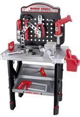 Werkbank mit Werkzeugen 50 Teile