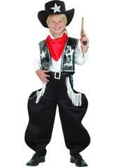 Déguisement de Cow boy de rodéo pour garçon taille XL