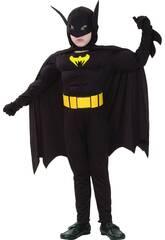 Disfraz Murciélago para Niño Talla L