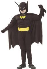 Maschera Pipistrello per Bambino Taglia XL