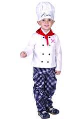 Kostüm Koch Baby Größe S