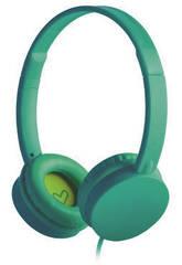 Energy Headphones Colors Kiwi (ultraligeros y con
