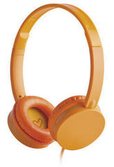 Energy Headphones Colors Tangerine