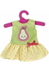Nenuco Vestitino per bambolotto con gruccia 35 cm Famosa 700012823