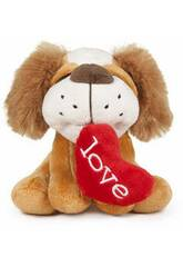 Peluche 15 cm Queenie Love