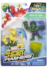 Super Hero Mashers pack 2 Figuras HASBRO B6432EU4