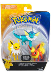Pokemon Figura pack 3