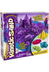 Kinetic Sand Playset Castillo Bizak 6192 1402