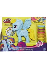Play-Doh Handwerke Ultimate Rainbow Doh My Little Ponny Hasbro B0011