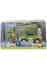 Figuras Mutant Busters Vehículos Resistance Surtido Famosa 700011342