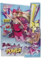 Barbie Superprincesa 2 en 1 Mattel CDY61