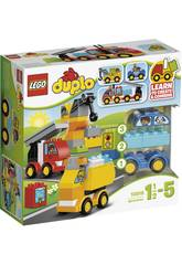 Lego Duplo Mis Primeros Vehículos 10816
