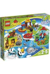 LEGO Duplo Le tour du monde