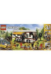 Lego Creator Vacanza sul Camper