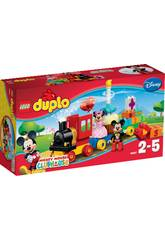Lego Duplo La parade d'anniversaire de Mickey et Minnie
