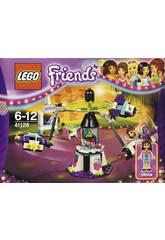 Lego Friends Parque Atracciones Viaje Espacial