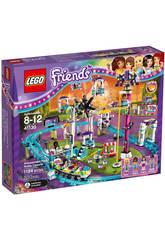 Lego Friends Parque Atracciones Montaña Rusa 41130