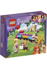 LEGO Friends Le Train de la Fête