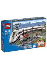 Lego City Tren Pasajeros Alta Velocidad 60051