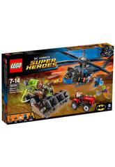 Lego SH Batman Vogelscheuche Terror Ernten