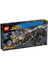 Lego SH Batman Duello nelle Fogne con Killer Croc