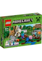 LEGO Minecraft Le Golem de Fer