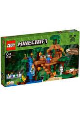 LEGO Minecraft La Maison Dans L'Arbre de La Jungle