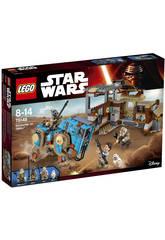 Lego Star Wars Rencontre sur Jakku