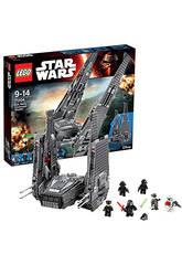 LEGO Star Wars Vaisseau de Combat de Kylo Ren
