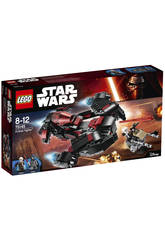 Lego Star Wars Le vaisseau Eclipse