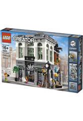 Lego Exclusives La banque 10251