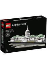 Lego Architektur Capitol Gebäude USA. 21030
